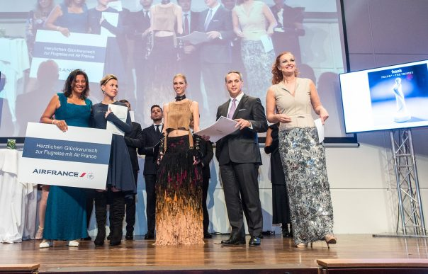 Impressions Of The Frankfurtstyleaward Gala 2016