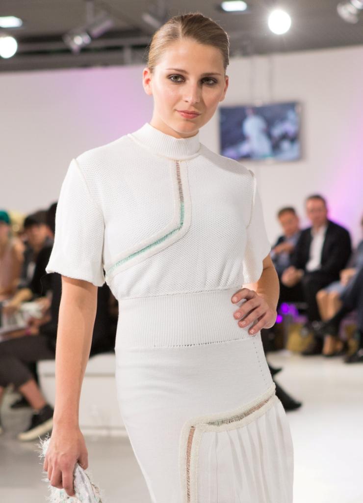 Alina Müller - Zweitplatzierte bei Main-Topmodel 2014 ©Vero Bielinski