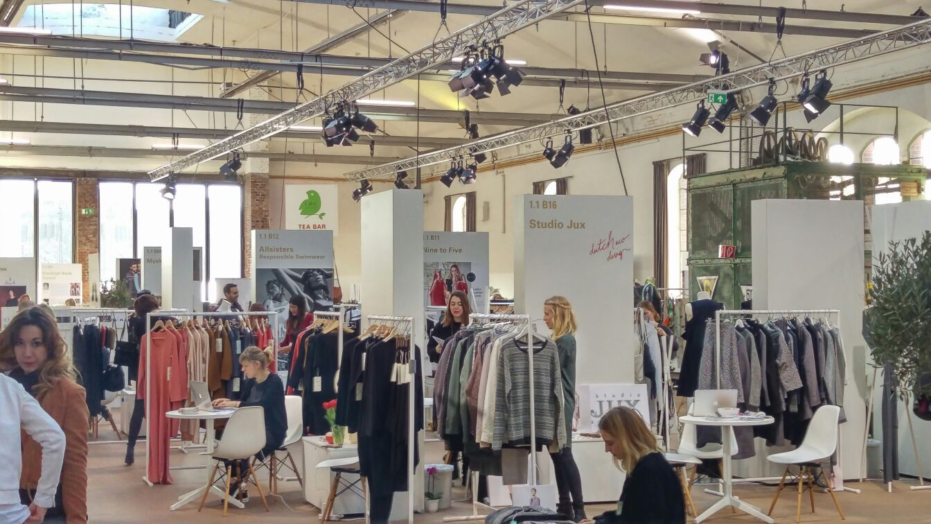Greenshowroom Berlin.