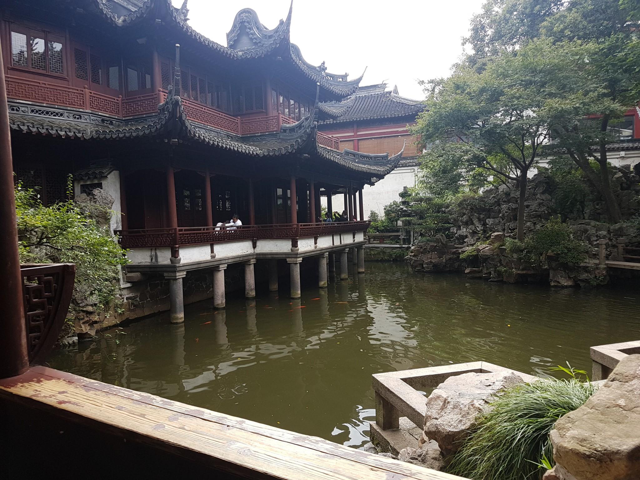 Yu-Yuang Garden