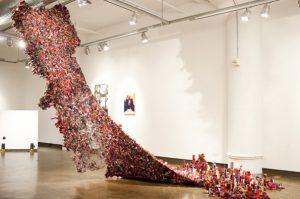 Installation von Yun-Woo Choi