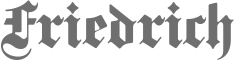 logo-friedrich