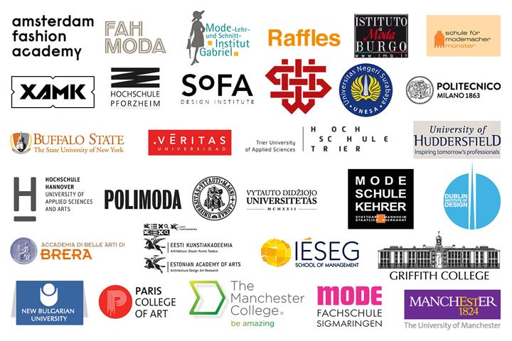 The Fashion Schools Of The Top60 Frankfurt Style Award En