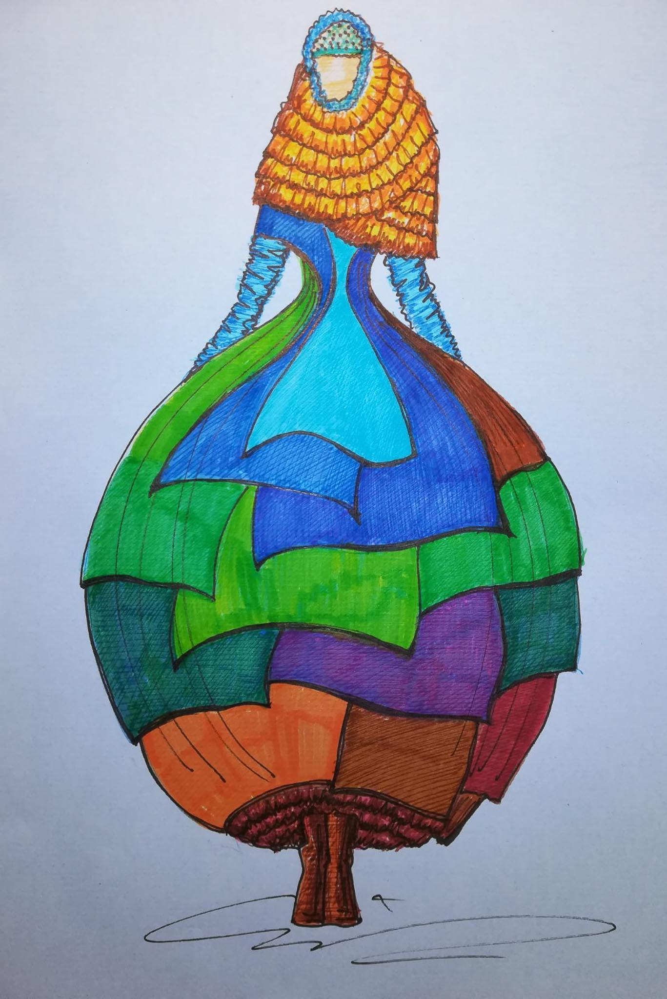 Armor for the Soul: Zorina Iryna, Ukraine, Newcomer, OTHTY (Dream your Dreams)