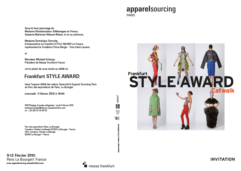 Invitation-ApparelSourcing-Frankfurt-STYLE-AWARD-FR-1