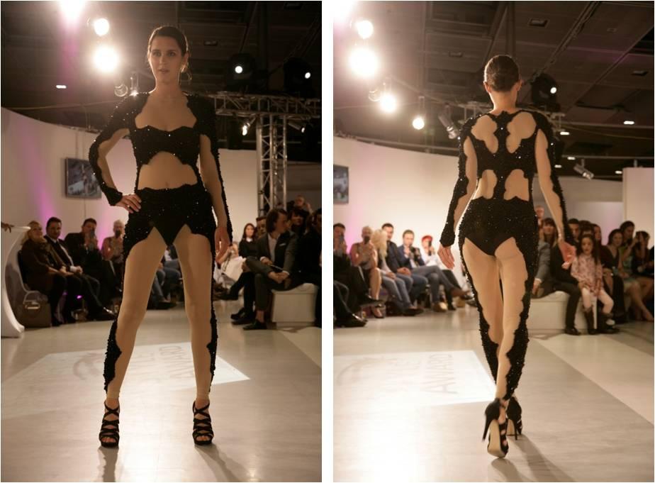 """Mit ihrem Design """"essential"""" überzeugte Sara Wörner das internationale Modeunternehmen s.Oliver. ©prpkronberg"""