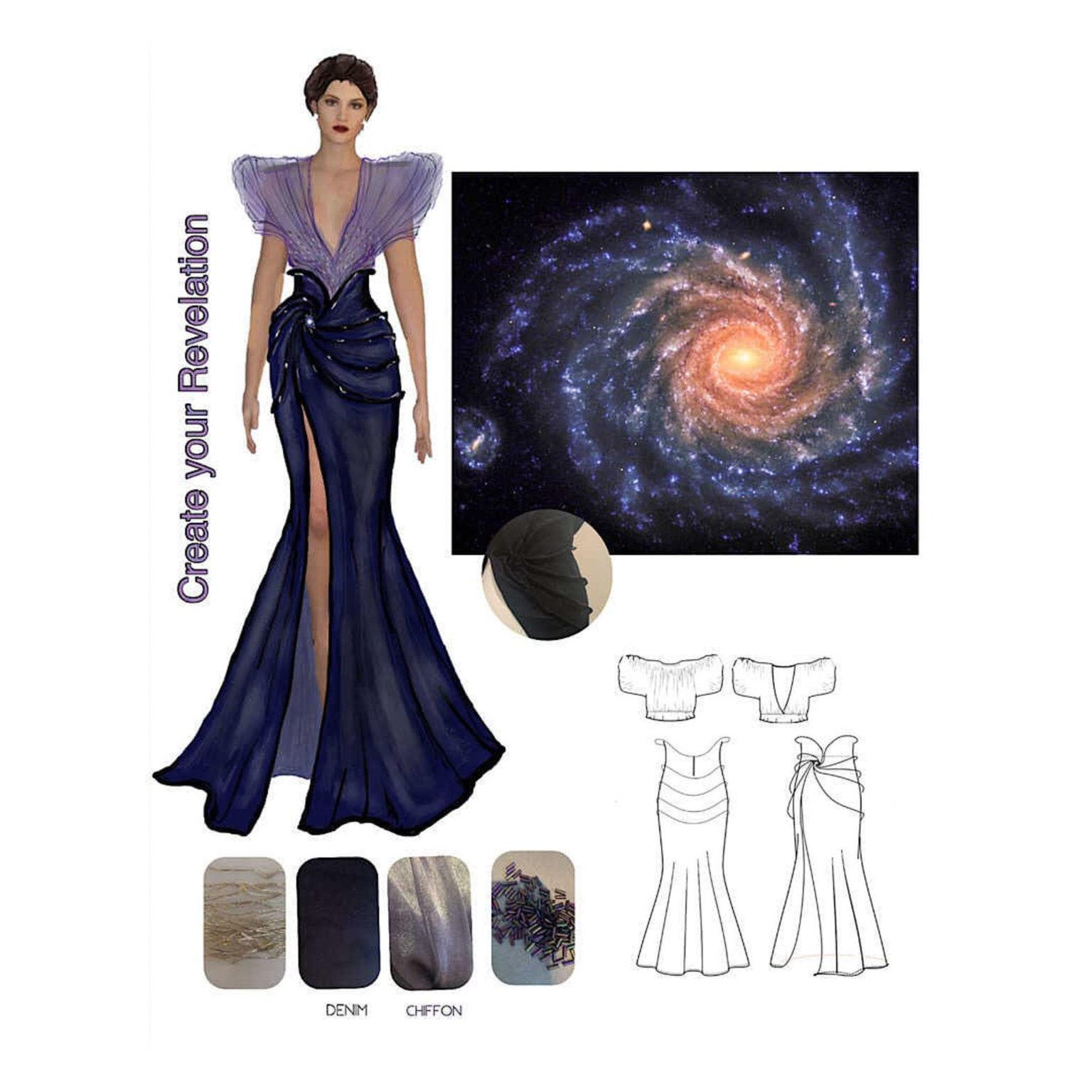 Your Universe: Rasha Alblowi, Saudi-Arabien, Student, Dublin Institute of Design