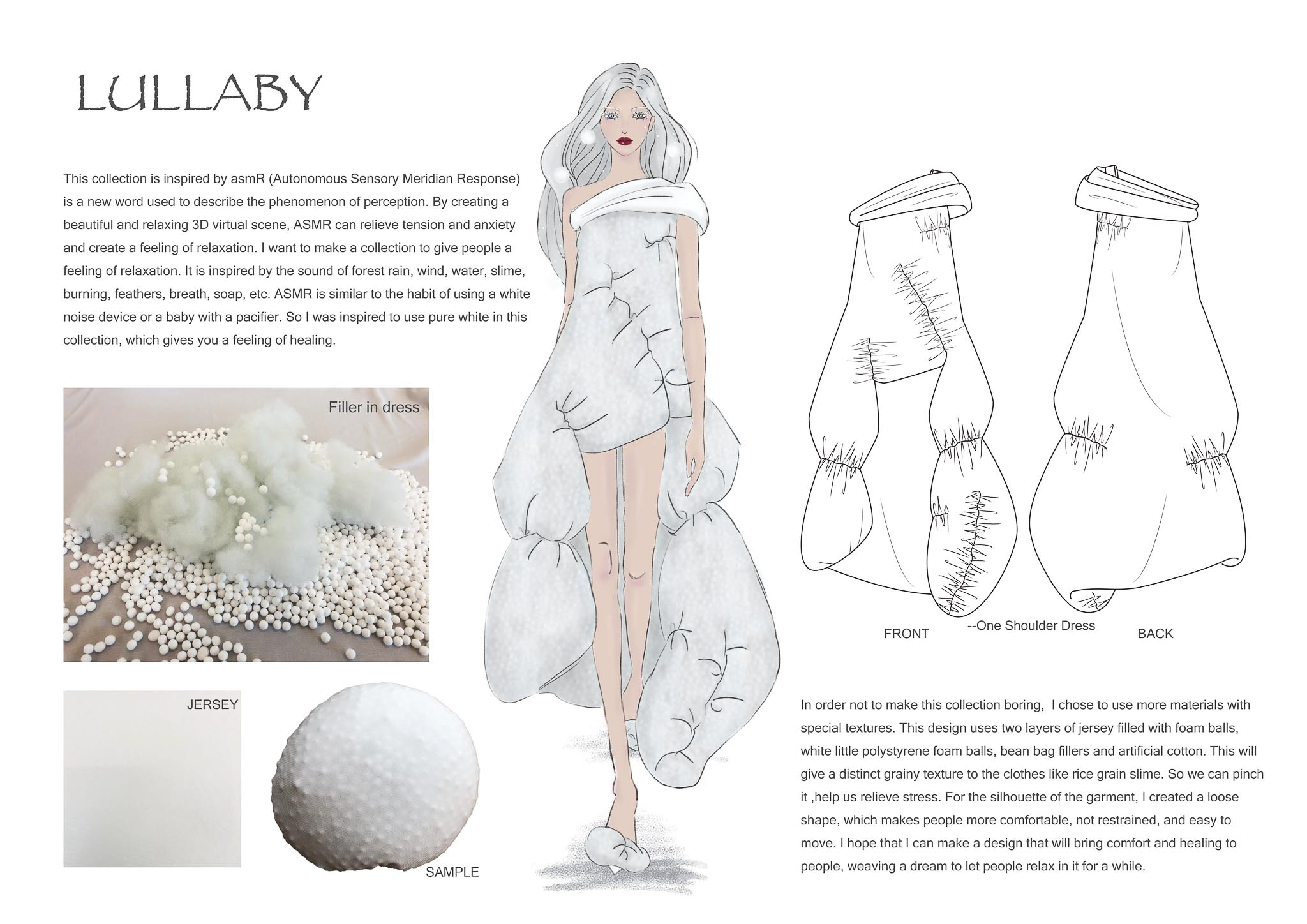 Lullaby: Wei Zhang, China, Student, Raffles Design Institute Singapore