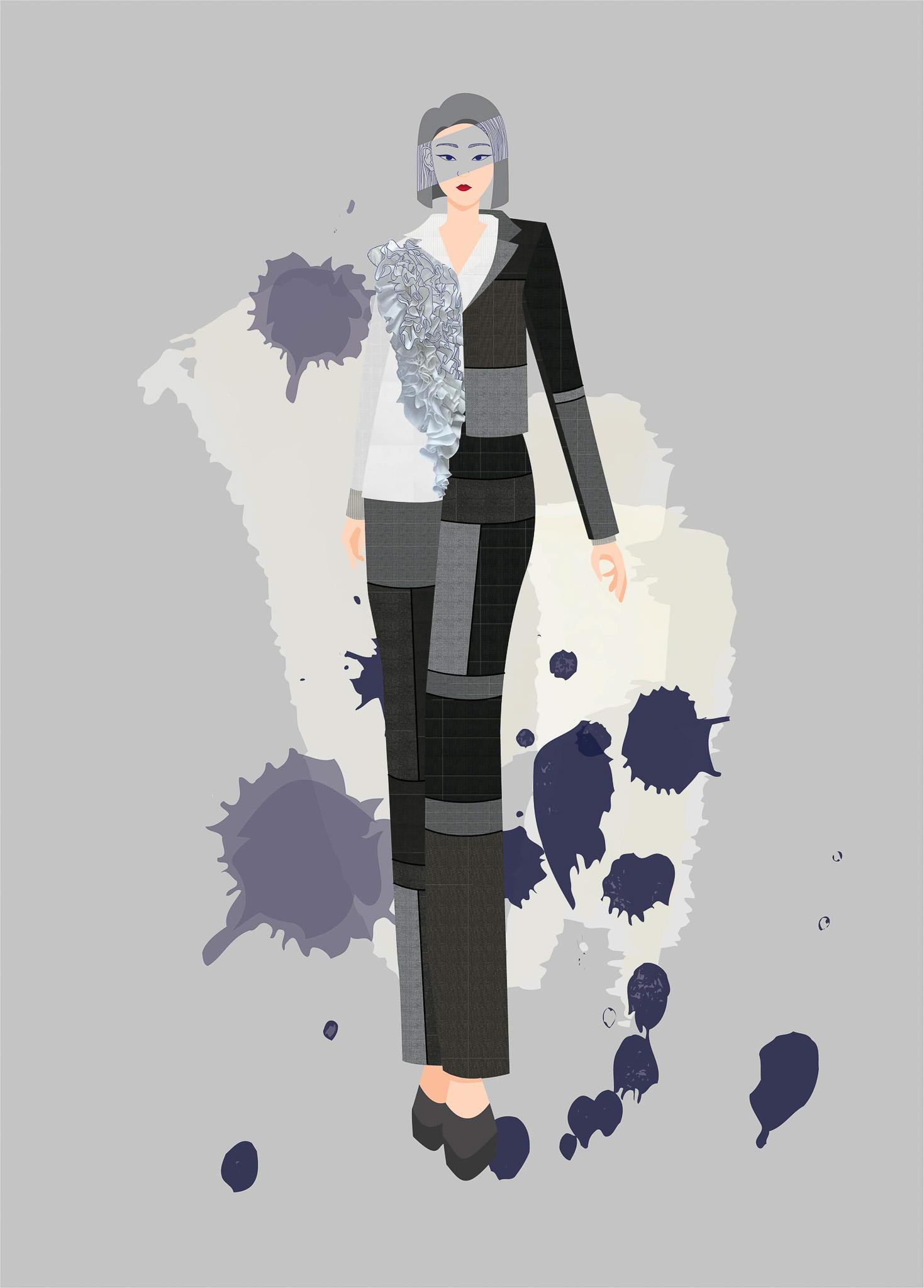 Dresscode - Business Informal: Annabelle Wong, Alumni, Singapur, Temasek Polytechnic (Create your Revolution)