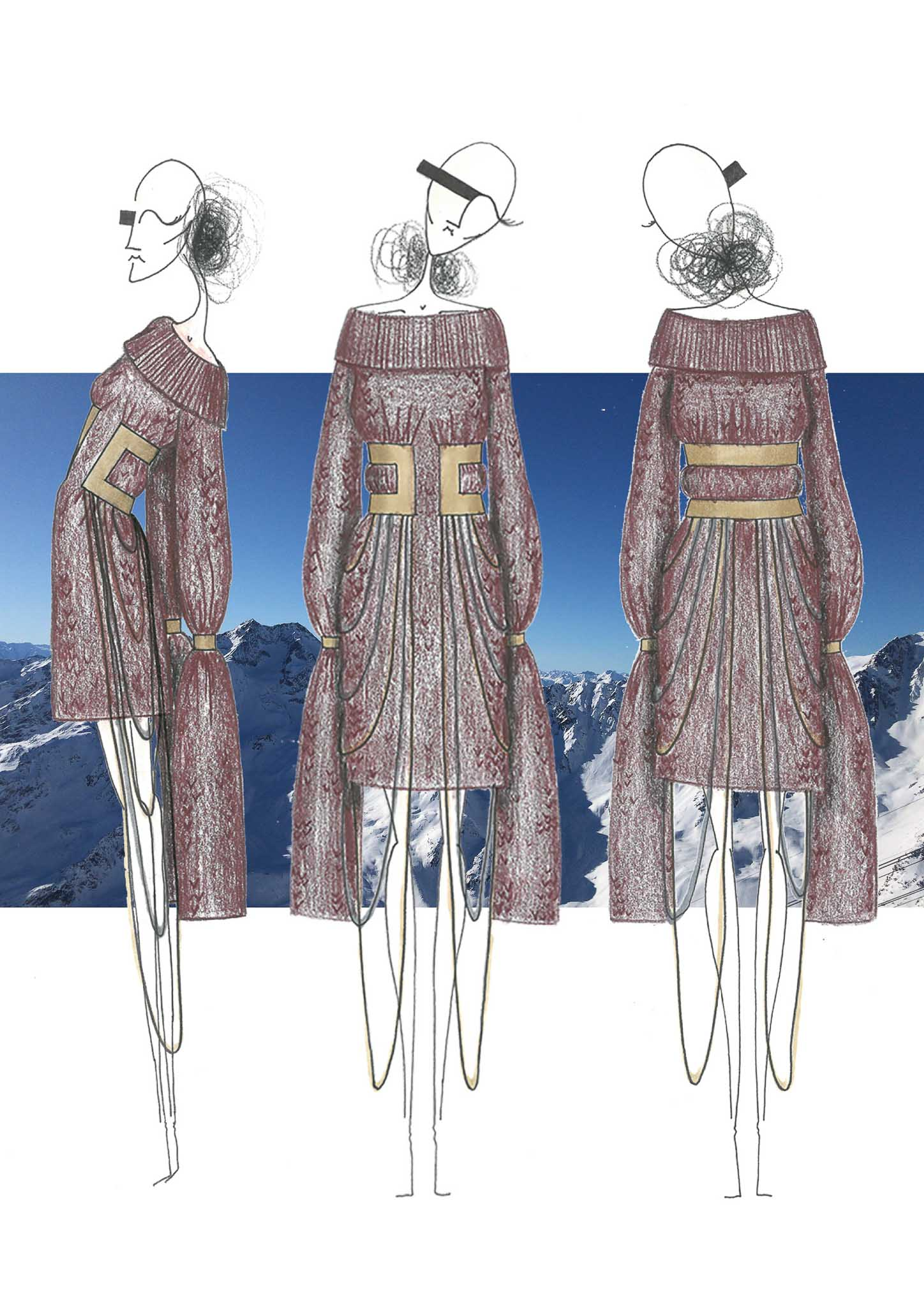 2881 m: Katia Innerhofer, Italien, Student, Modefachschule Sigmaringen
