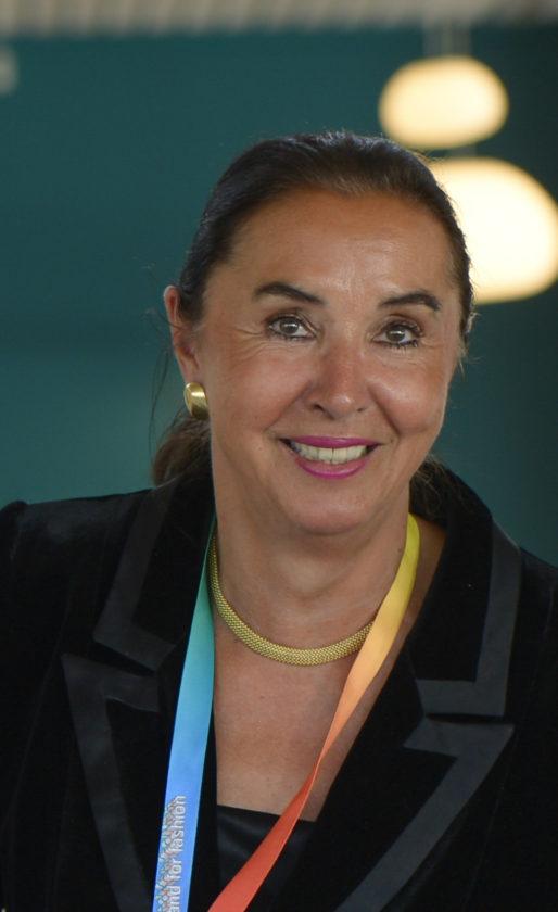 Hannemie Stitz, President & Founder FRANKfurtstyleaward (Foto: Zeta-Fotografie)