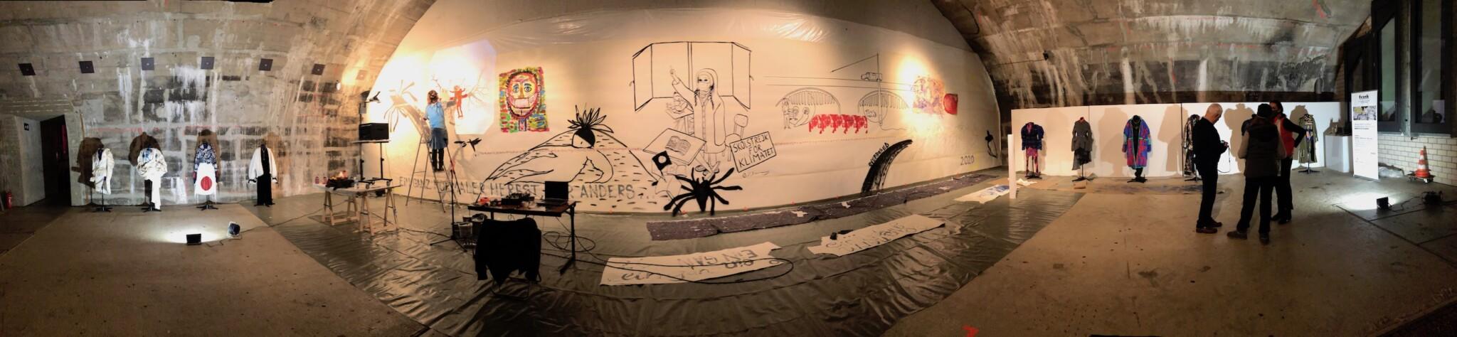 Der FRANKfurtstyleaward zu Gast im Kunstverein Familie Montez in Frankfurt